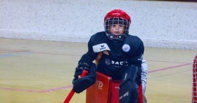 Le rink-hockey, un sport que l'on peut débuter très jeune