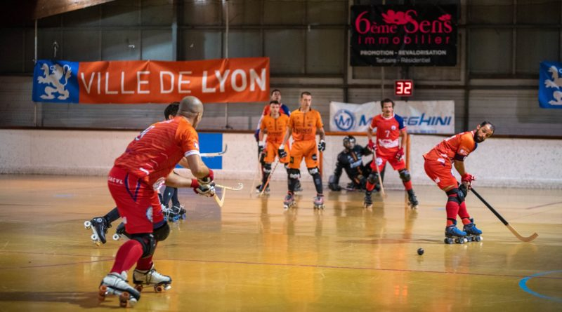 Résultat N1  Journée 1 : Lyon 3 – 7 Poiré